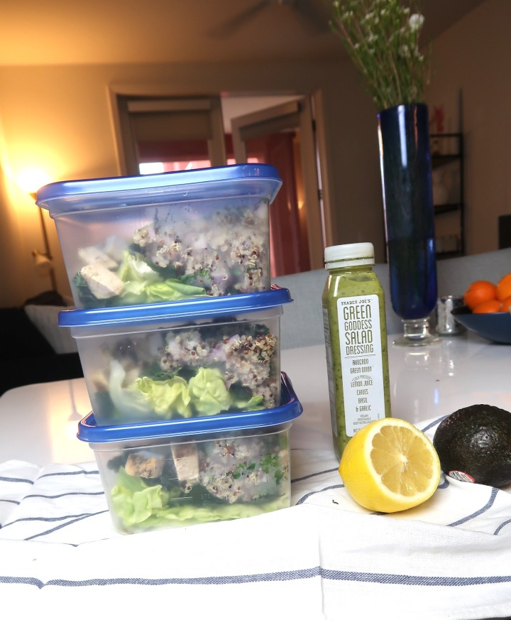 MealPrepHealthyLunch